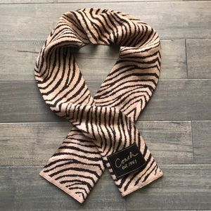 Authentic Coach Scarf